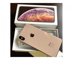 Apple iPhone XS 64GB = $450USD  , iPhone XS Max 64GB = $480USD ,iPhone X 64GB = $350USD